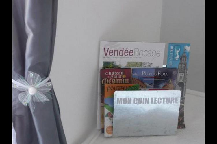 CHAMBRES D'HOTES LE JARDIN DES NOSIERES - CHAMBRE ZEN