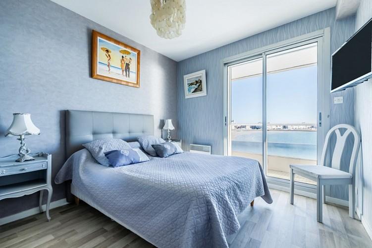 """Appartement """"vue panoramique sur l'océan"""""""
