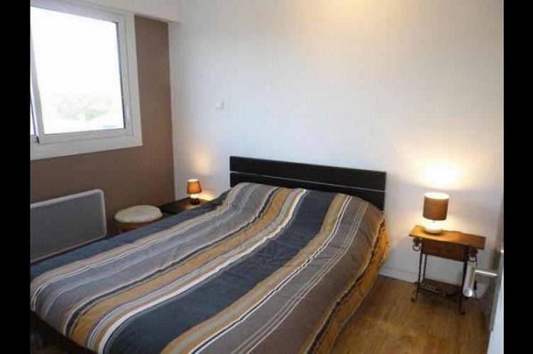 Appartement entièrement rénové avec vue forêt et mer