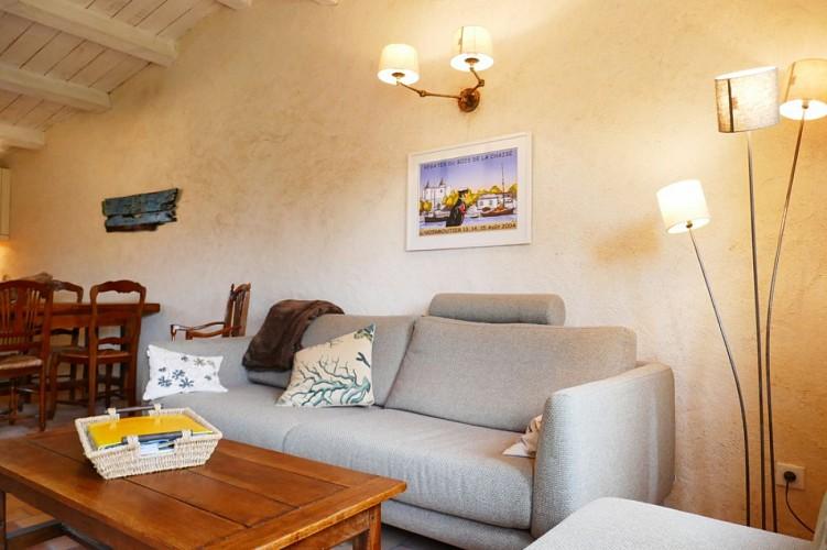 Maison de pays entièrement rénovée à Noirmoutier en l'île