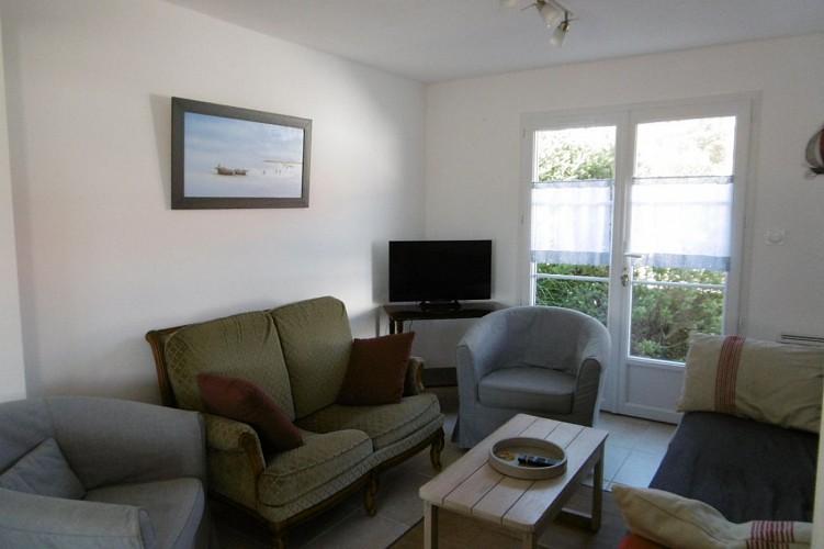 Maison proche centre-ville Noirmoutier en l'île