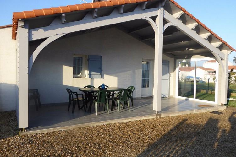 maison située à Barbâtre -  Ile de Noirmoutier