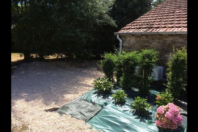 Ancienne longère restaurée à Bois de Cené
