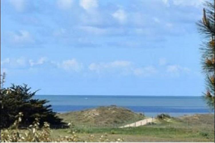 Ile de Noirmoutier - Maison avec accès direct à la plage