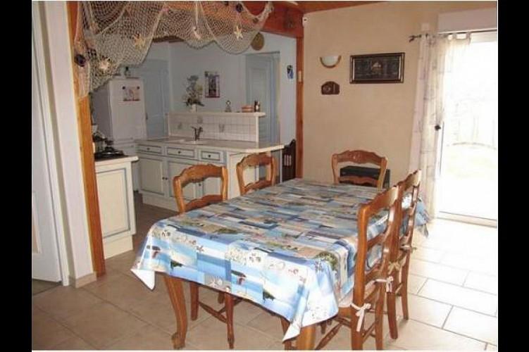 Maison proche de la plage et des commerces sur l'île de Noirmoutier