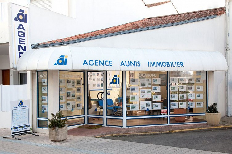 AGENCE AUNIS IMMOBILIER