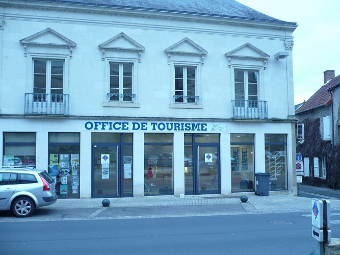 OFFICE DE TOURISME LES PORTES DE L'ANJOU