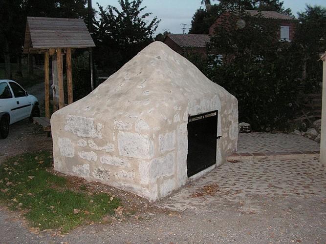 Fontaine de Bouniagues
