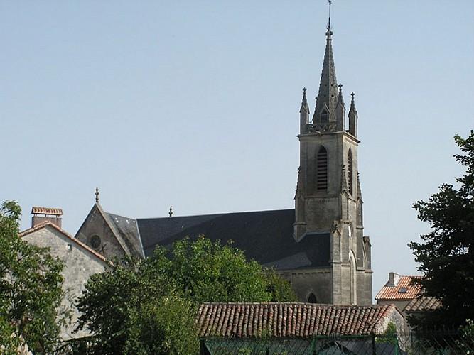 Eglise de Bouniagues