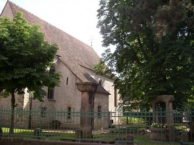 Chapelle St Jean