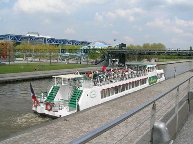 Croisière Seine & Canal St Martin