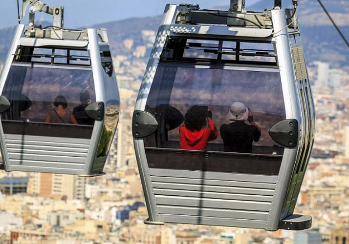 Montjuic Cable Car – Barcelona