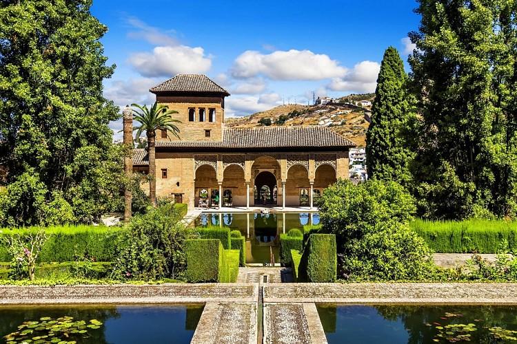 Excursion à la forteresse de l'Alhambra et à Grenade - au départ de la Costa del Sol