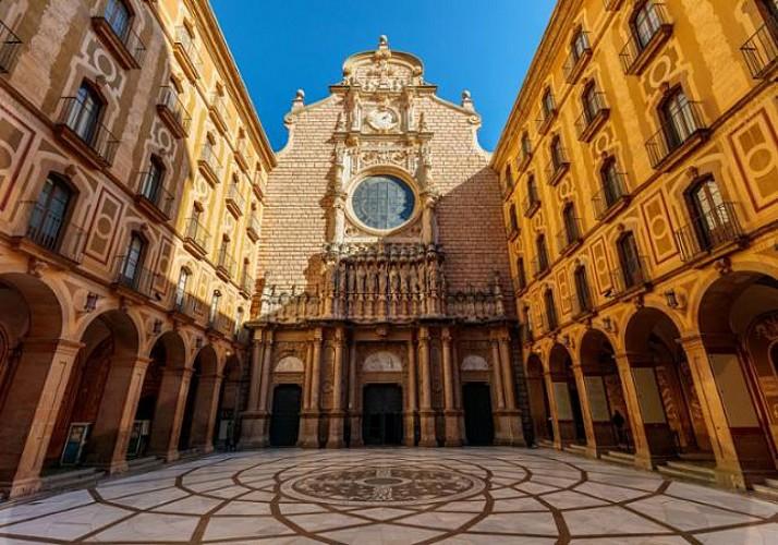 Visite de Montserrat au départ de Barcelone