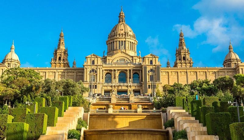 Billet Musée National d'Art de Catalogne - audioguide et dégustation de Cava en option