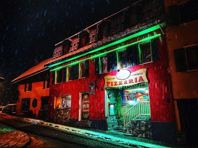 Le Shamrock Pub Pizzeria