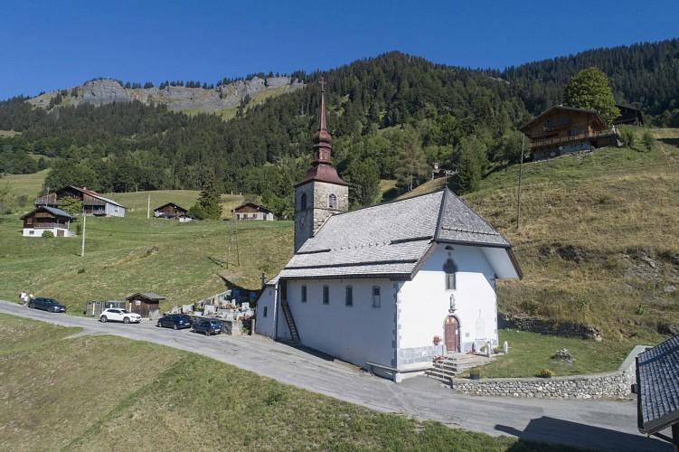 Kirche von Chaucisse