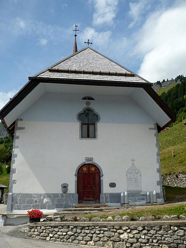 Chaucisse church