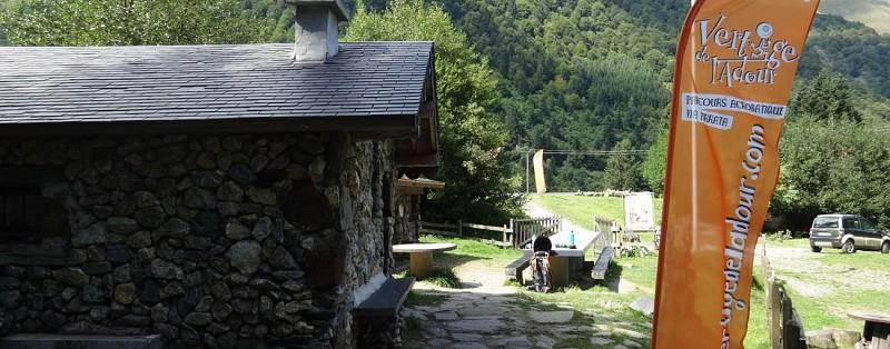 """""""Vertige de l'Adour"""" : Via ferrata au coeur des Pyrénées - A proximité du Pic du Midi"""