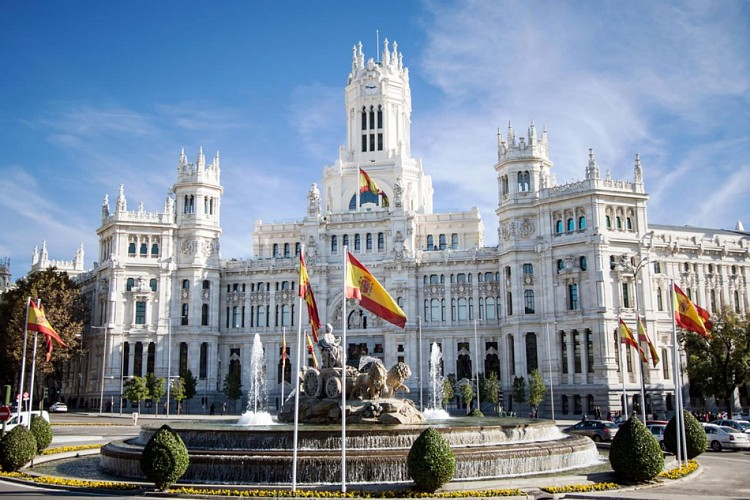 Bike Tour of Madrid