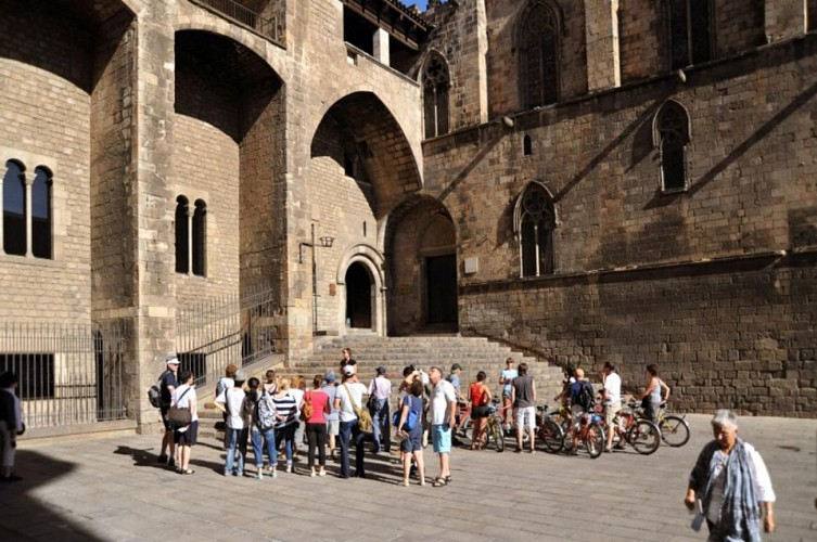 Guided Walking Tour of Barcelona's Gothic Quarter