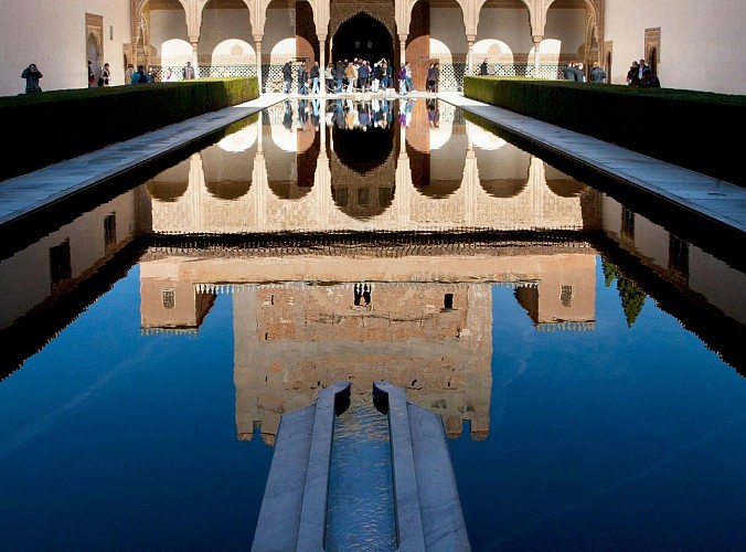 Guided Tour of the Alhambra and Admission to the Granada Science Park
