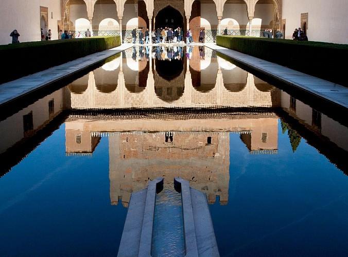 Visite guidée de l'Alhambra et entrée au parc des sciences à Grenade