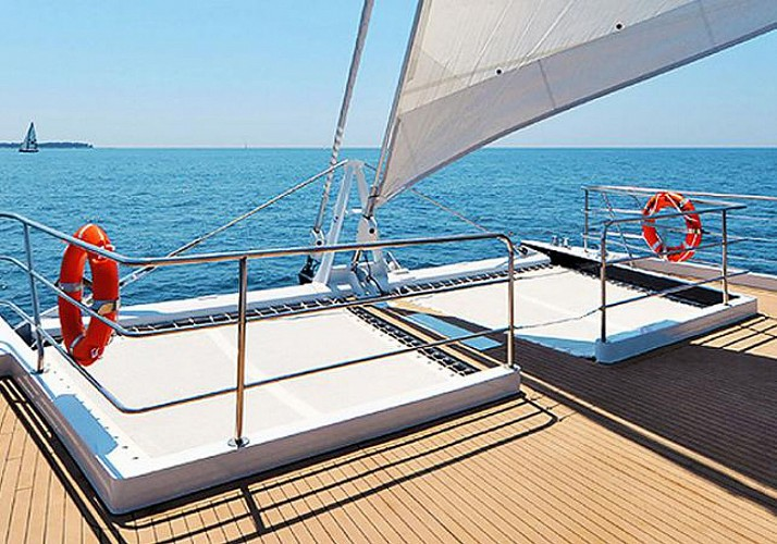Half-day Catamaran Cruise – Leaving from Cannes