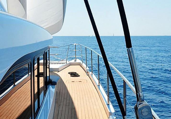 Croisière d'une demi-journée en catamaran - Au départ de Cannes