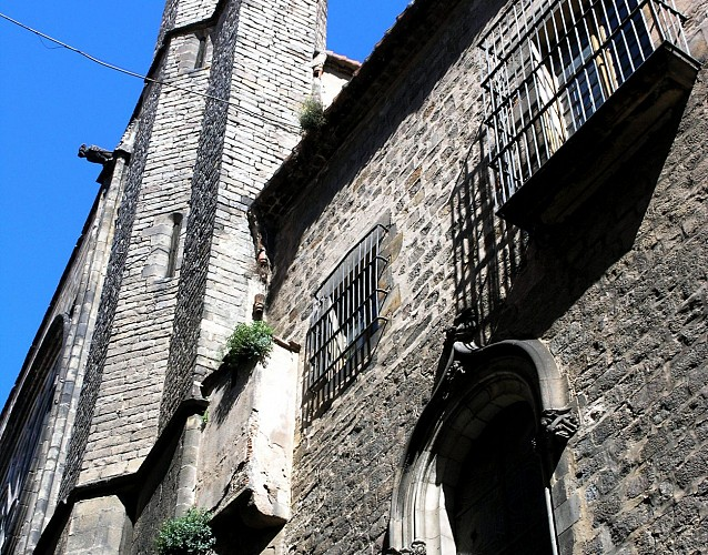Ticket for the Basilica of Santa Maria del Pi in Barcelona – Optional bell tower access