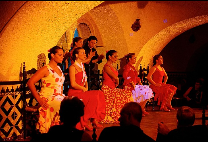 Dîner spectacle de Flamenco à Tablao Cordobes - Barcelone