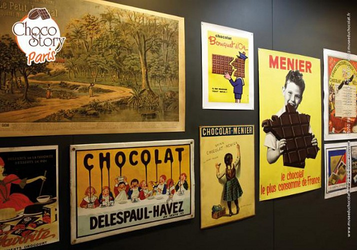 Tickets for the Chocolate Museum (Musée Gourmand du Chocolat)