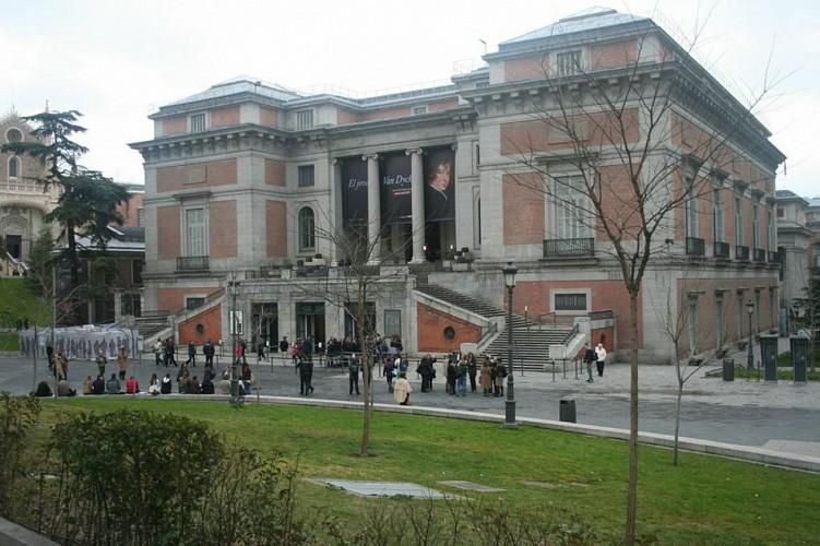 Visite guidée du Musée du Prado – billet coupe-file