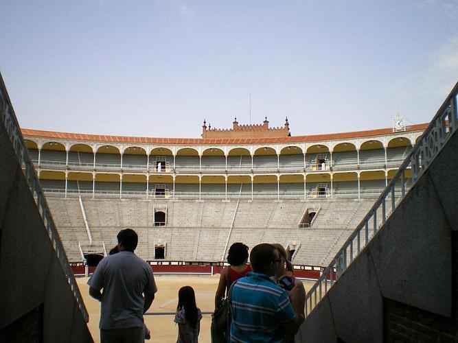 Billet Arènes Las Ventas  et musée Taurin - audioguide inclus - Madrid