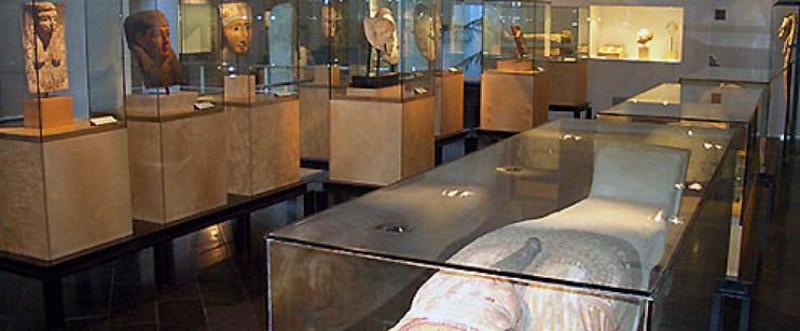 Billet Musée égyptien de Barcelone
