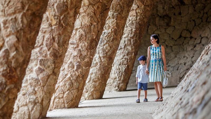 Visite guidée de la Sagrada Familia, du Parc Güell et de Passeig de Gràcia