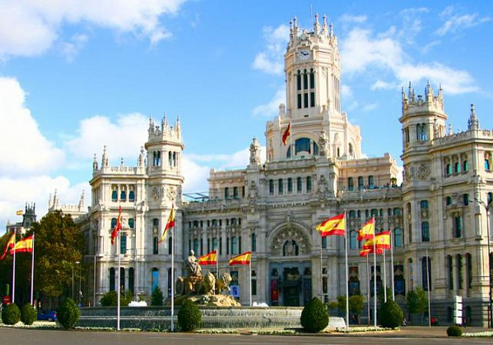 Visite guidée en bus et à pied de Madrid et du musée du Prado - Billets coupe-file