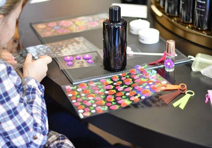 Atelier création de parfum pour enfants - Parfumerie Molinard à Nice