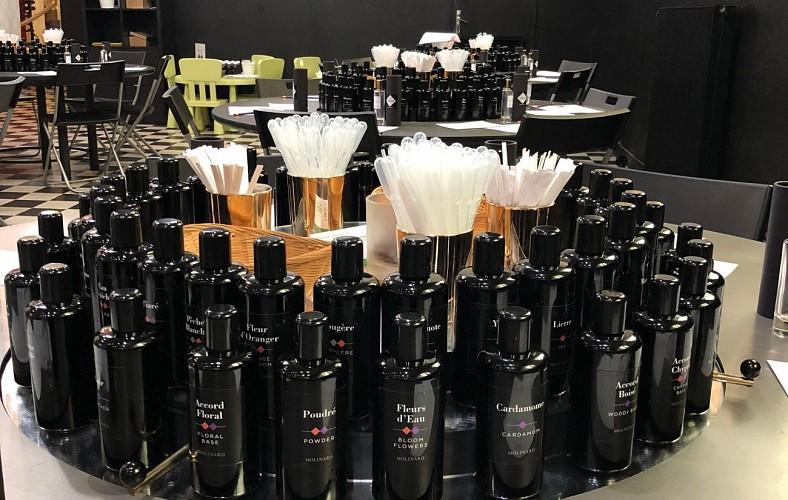 Molinard Perfume Creation Session – Perfumery in Grasse