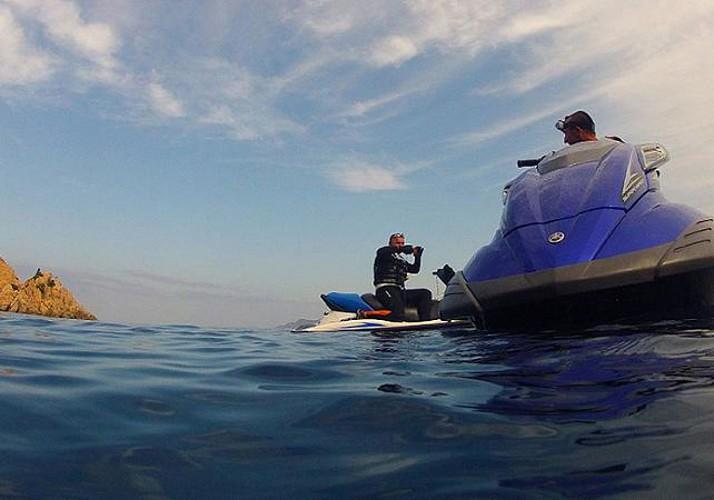 Location de jet ski au Golfe de Lava - à 40min d'Ajaccio