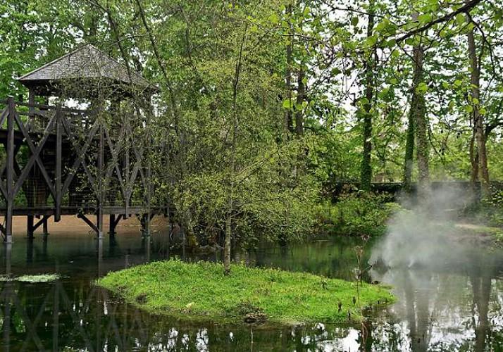 Autres d couverte en minibus des ch teaux d 39 azay le - Les jardins renaissance azay le rideau ...