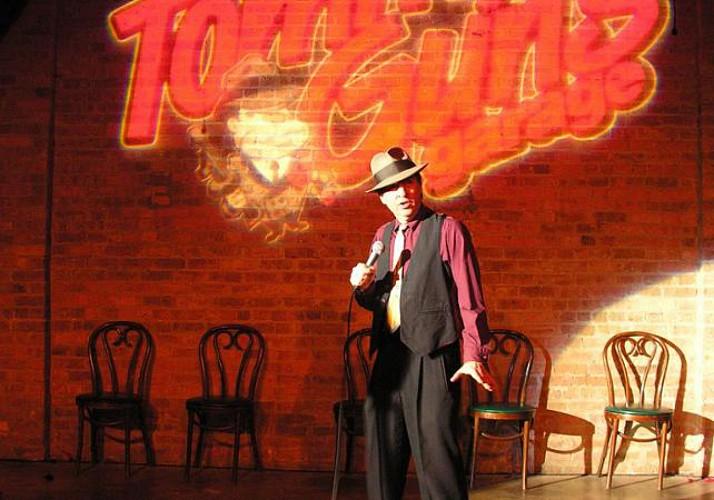 "Diner spectacle ""Tommy Gun's Garage"" : bienvenue dans le monde des gangsters !"