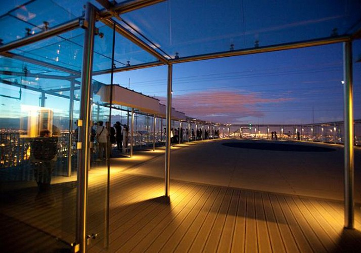 Tickets to the Montparnasse Tower (56th floor) – 360° views of Paris