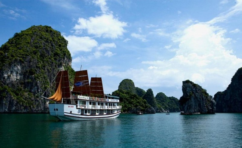 2 day Cruise in Halong Bay - Transport from Hanoi Included