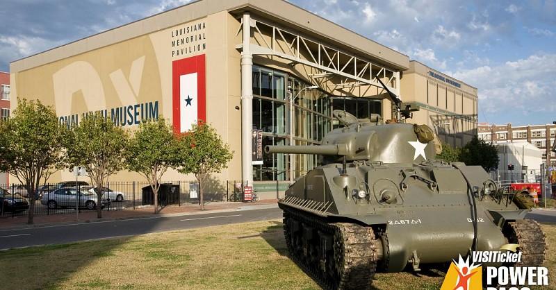 Pass Nouvelle-Orléans : musées, tours et attractions - Accès coupe-file
