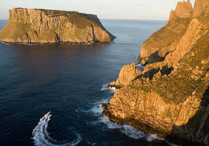 Discovery Cruise Along the Tasmanian Coastline - Departing from Hobart