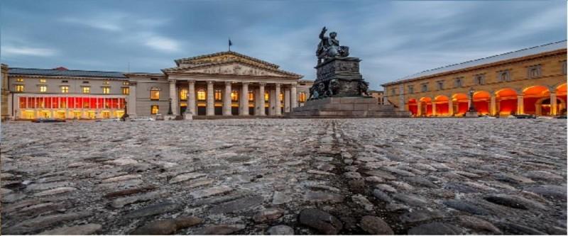 Tour guidé en bus et à pied de Munich : Sur les traces du 3ème Reich et de la Résistance allemande