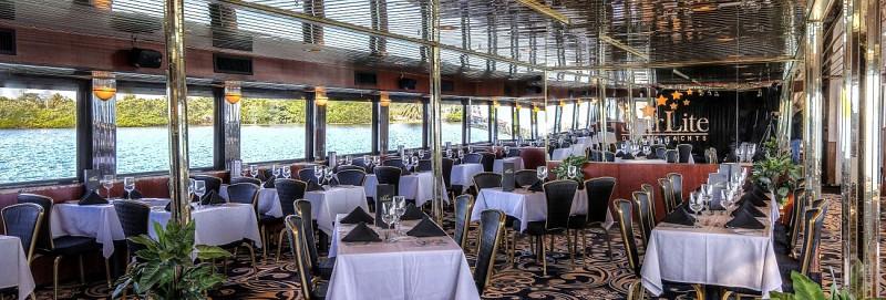 Diner croisière dans le Golfe du Mexique : ambiance romantique & VIP – Départ depuis Clearwater