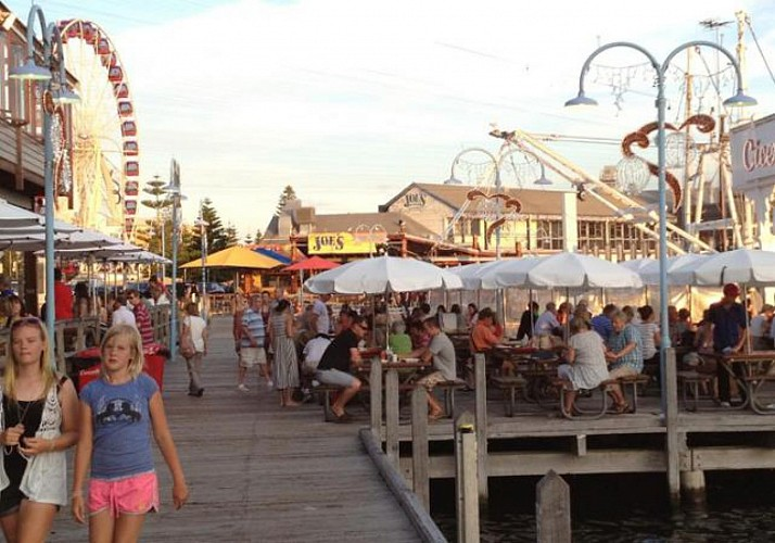 Guided Walking Tour of the City of Fremantle – 1 hr. 30 mins