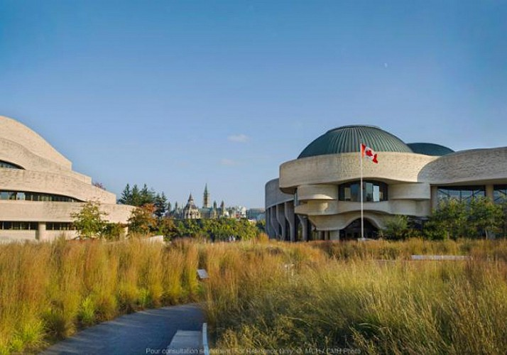 Skip-the-Line Tickets to the Canadian Museum of History – Gatineau/Ottawa